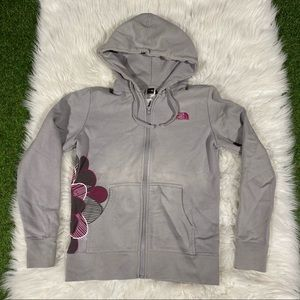The North Face Flower Hoodie